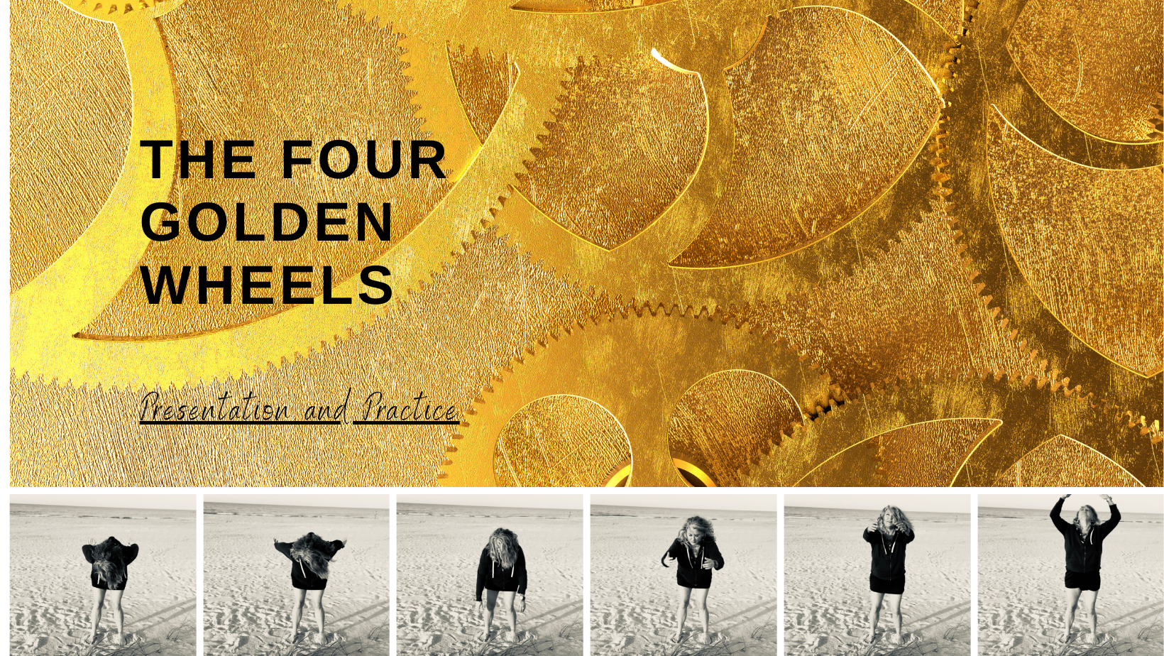 The Four Golden Wheels (1)
